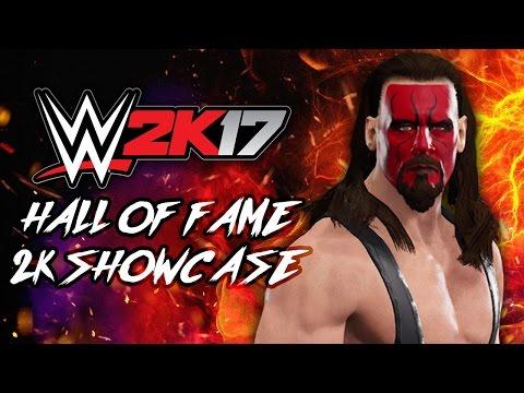 WWE 2K17 2K Showcase DLC - Hall of Fame 2016 - FULL Gameplay Walkthrough