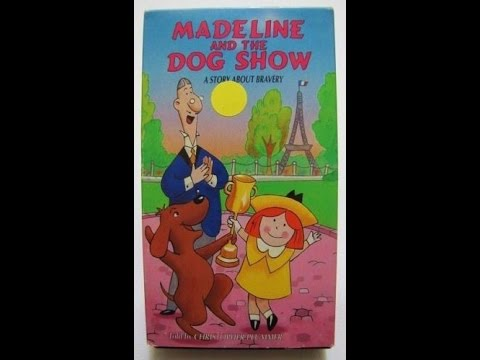 Madeline And The Dog Show Vhs