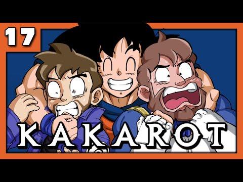 Yamcha's Wolf Meat?! | Dragon Ball Z Kakarot Part 17 - TFS Gaming