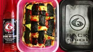 Мясной пирог без углеводов