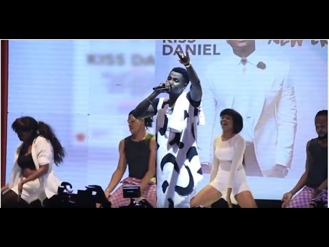 KISS DANIEL'S  ALBUM LAUNCH(FULL SHOW)