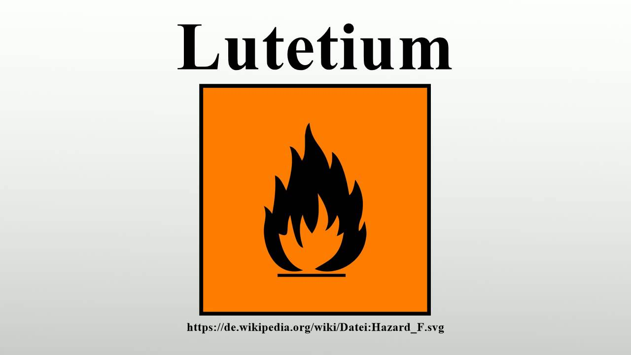 Lutetium youtube gamestrikefo Images