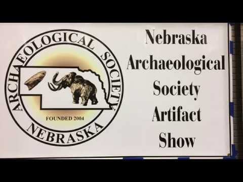 Nebraska Artifact Show and witnessed the Solar Eclipse