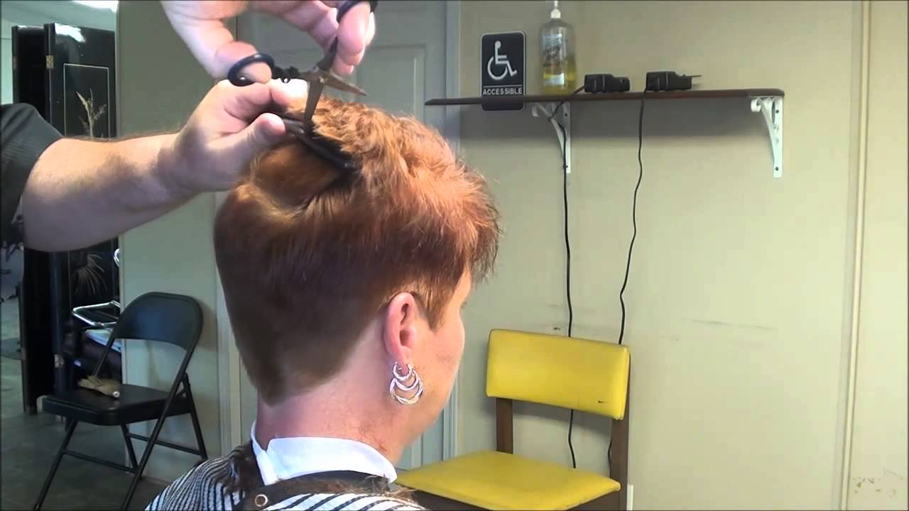 Ladies Hairstyles Woman Hair Cut Styles Hair Styles Even Clipper