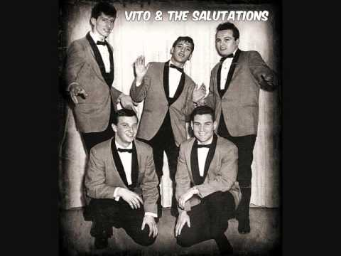 Gloria ~ Vito & The Salutations (1962)