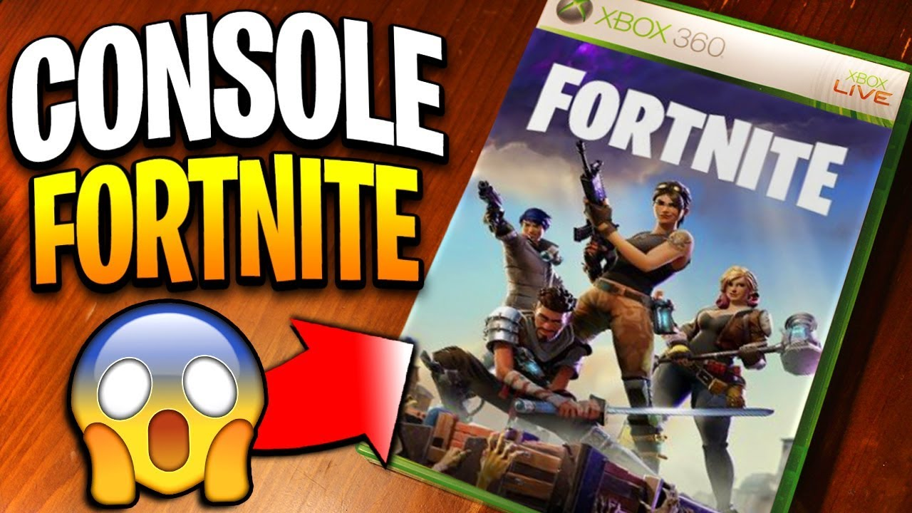 Fortnite On PS3 & Xbox 360? - Fortnite PS3 & Xbox 360 ...