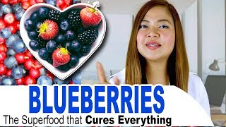 Incredible Health Benefits of Blueberries - the Truth About Blueberries