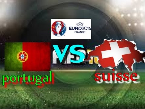 FIFA 16  euro 2016 Portugal vs suisse (quart final)