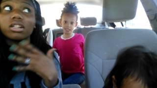 Little Girl Raps Juicy J Dark Horse