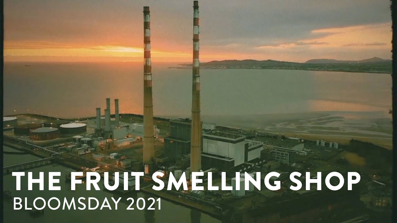 Scullion | The Fruit Smelling Shop | In celebration of Bloomsday