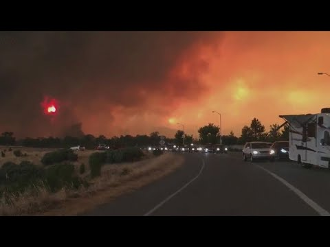 Carr Fire kills at least 6 people in California