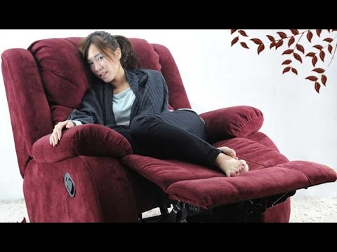 Wonderful RECLINER CHAIRS | RECLINER CHAIRS FOR SALE | RECLINER CHAIRS WITH WOODEN  ARMS   YouTube