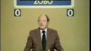 BBC Call my Bluff Robert Robinson 70s