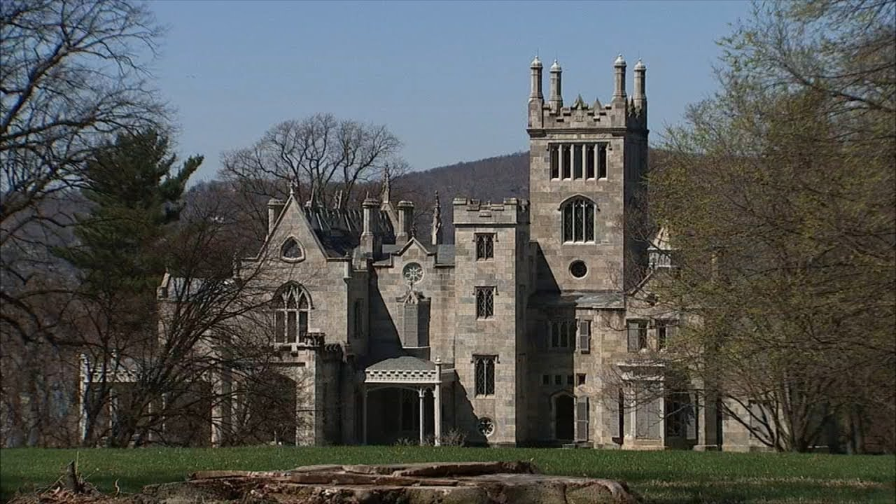 Lyndhurst Mansion And Other Castles Of New York Youtube