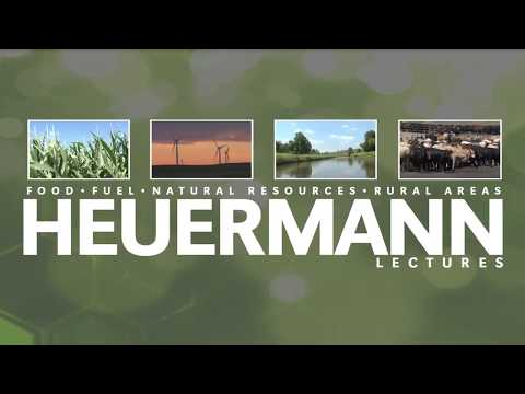 Heuermann Lecture: International Trade | Local Impact of Global Change