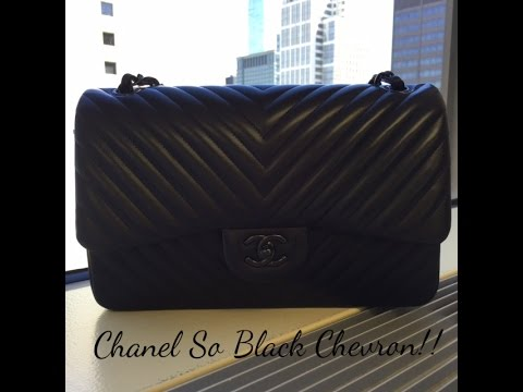 9f1bea6a6ed2 Chanel So Black Reveal & Review!!!! - YouTube