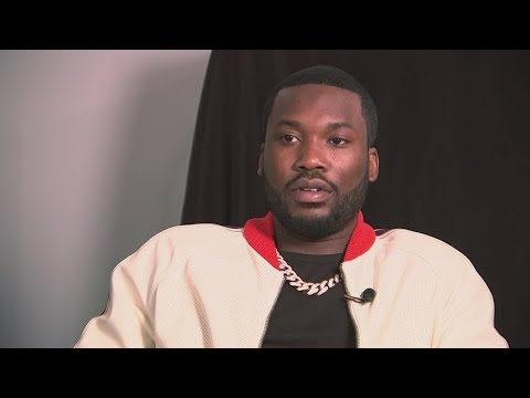 FULL INTERVIEW: Meek Mill Goes 1-On-1 With CBS Philly's Chantee Lans