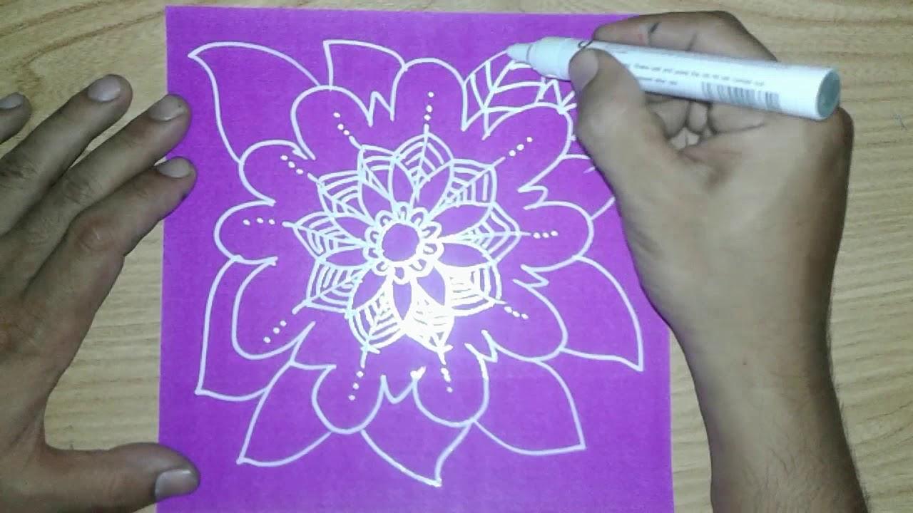 Unduh 61+ Gambar Batik Bunga Sederhana Terbaru Gratis