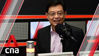 CNA938 interview: Heng Swee Keat on the Singapore economy and budget