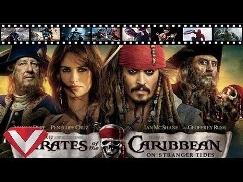 Top 10 Khoảnh Khắc Trong Phim Cướp Biển Vùng Caribbean 1