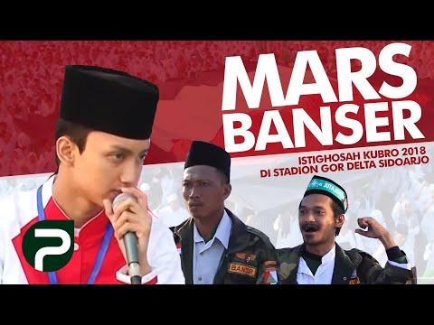 Mars Banser Live Oleh Gus Azmi & Syubbanul Muslimin - Istighosah Kubro 2018 Di Gor Sidoarjo