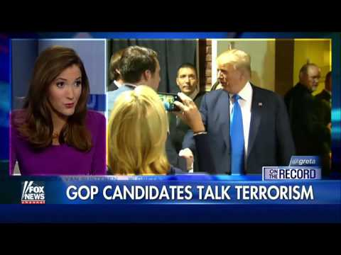 Is Trump the people's choice for combating terror?