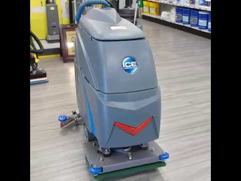 New on the Block: Ice Auto Scrubber