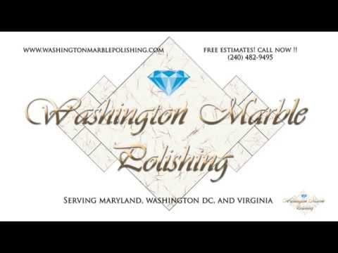 Marble Countertop Repair, Refinishing & Restoration in Washington DC.