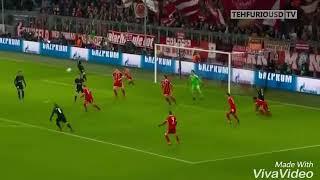 Бавария 3-1 псж обзор матча