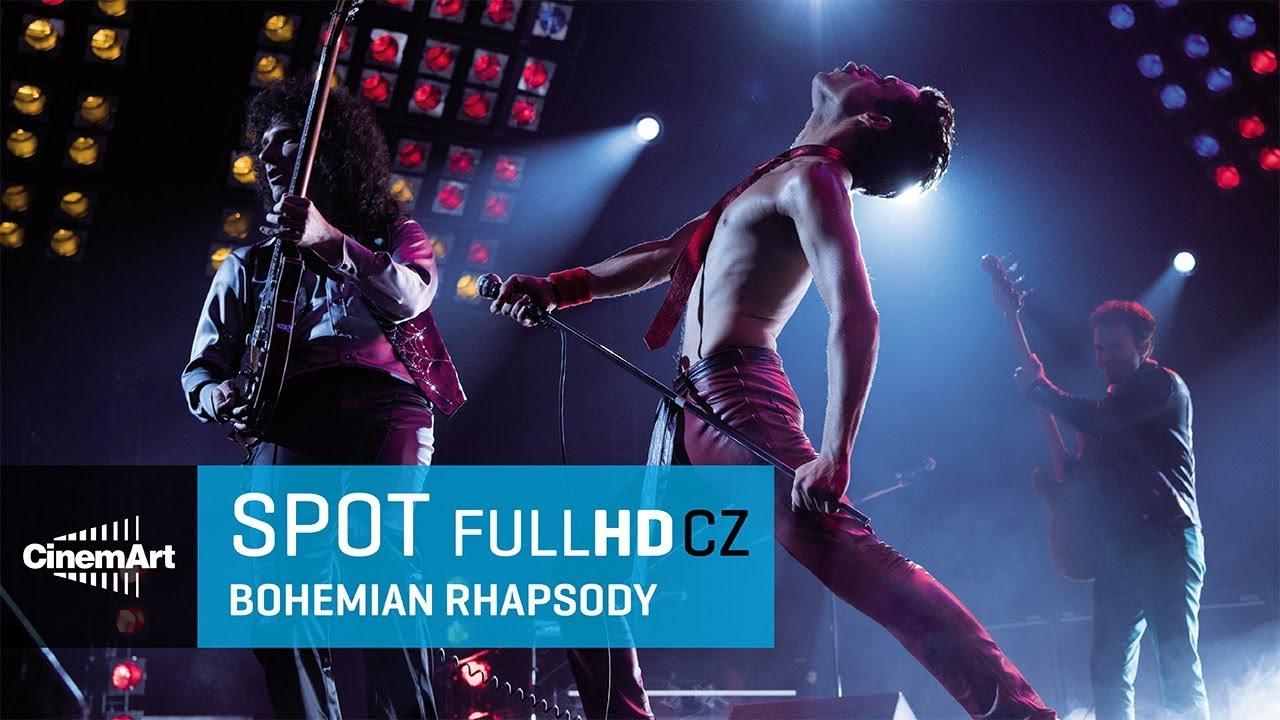 Bohemian Rhapsody (2018) HD spot