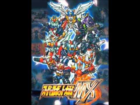 SRW MX: Commencement Of A Distant Battle (Extended)
