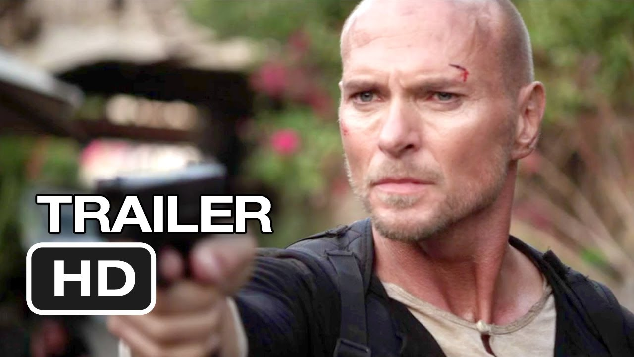 Dead Drop Official Trailer #1 (2013) - Luke Goss Action Movie HD