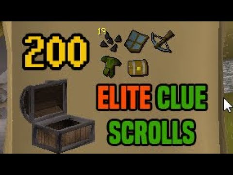 Loot from 200 Elites