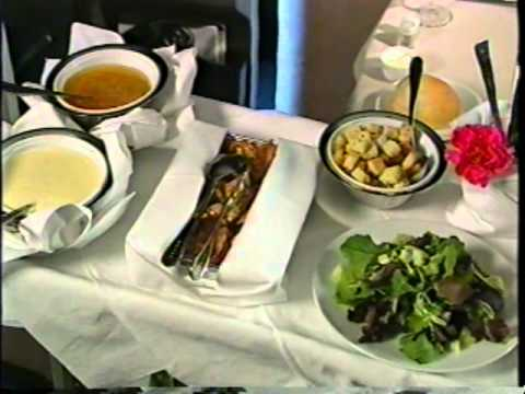 2004 Professional Serving Techniques ーUnited Onboard Service