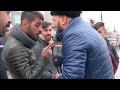 Ahsen Tv ye Çakallık Yapan Devrimci Gençlerle Sert Tartışma