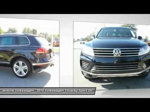 2016 Volkswagen Touareg Leesburg Florida V3447
