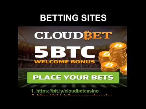 Top Bitcoin Sports Betting Sites