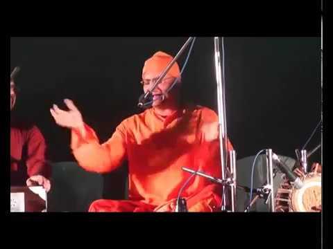 Swami Kripakaranda Classical Music Progaram at Chandannagar Rabindra Bhawan (17-09-2015)