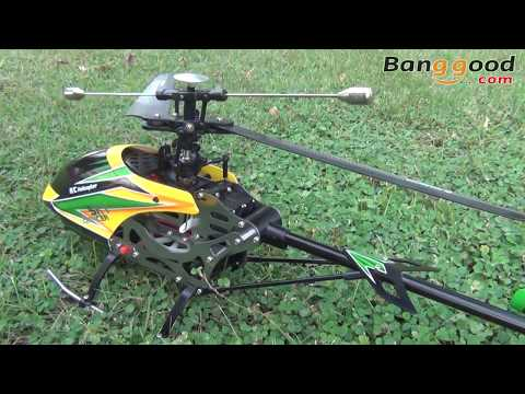 WLtoys V912 4CH Brushless RC Helicopter With Gyro RTF - Banggood
