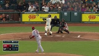 ARI@SF: De La Rosa strands a pair to end the 5th
