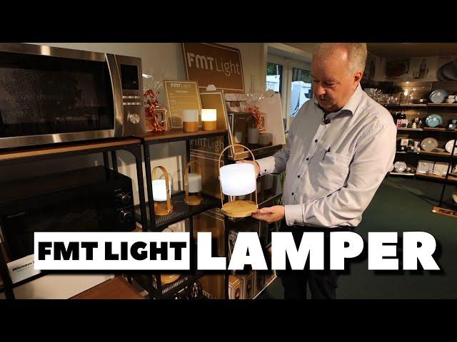 FMT Light   Se de populære lamper