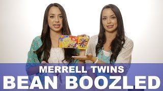 Bean Boozled Challenge - Merrell Twins