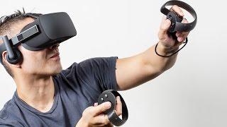 Top 10 Best VR Oculus Rift / HTC Vive Games