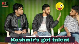 Kashmiri Kalkharab Talent! Kashmiri's Got Talent