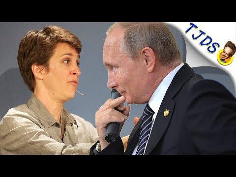 Media Watchdog Shames MSNBC's Horrible Russia Coverage