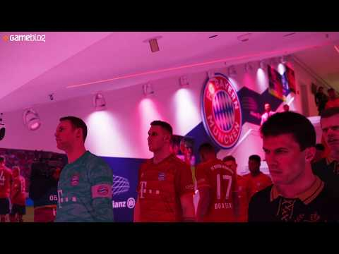 eFootball PES 2020 : 1 vs 1 face au champion allemand S-Venom