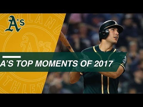 Top Moments of 2017: Athletics