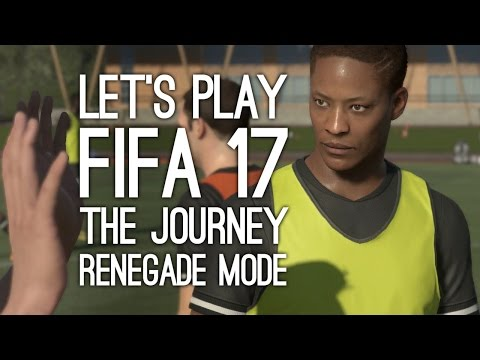FIFA 17 Story Mode Gameplay - Let's Play FIFA 17 The Journey (RENEGADE HUNTER)