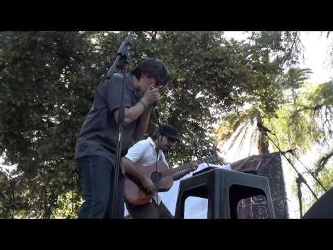 Feria Del Blues Gonzalo Araya & Tomás Gumucio
