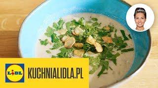 Zupa pieczarkowa z czosnkiem (WEGE!)    Kinga Paruzel & Kuchnia Lidla